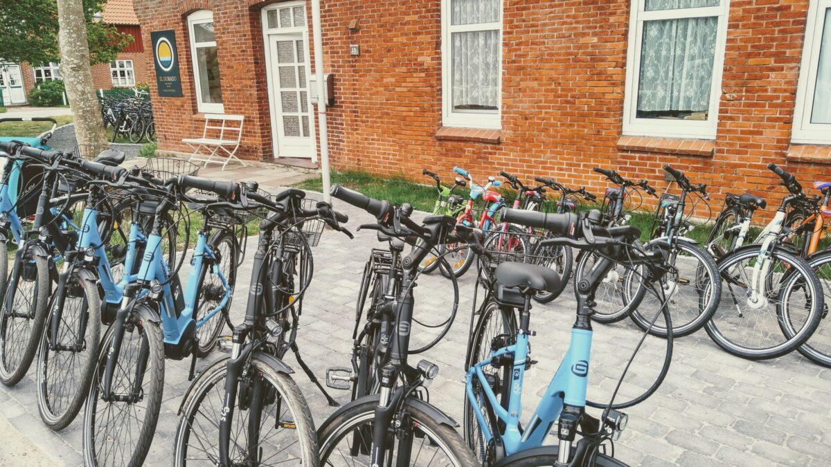 Neuer Fahrradverleih EL DORADO in Norddorf