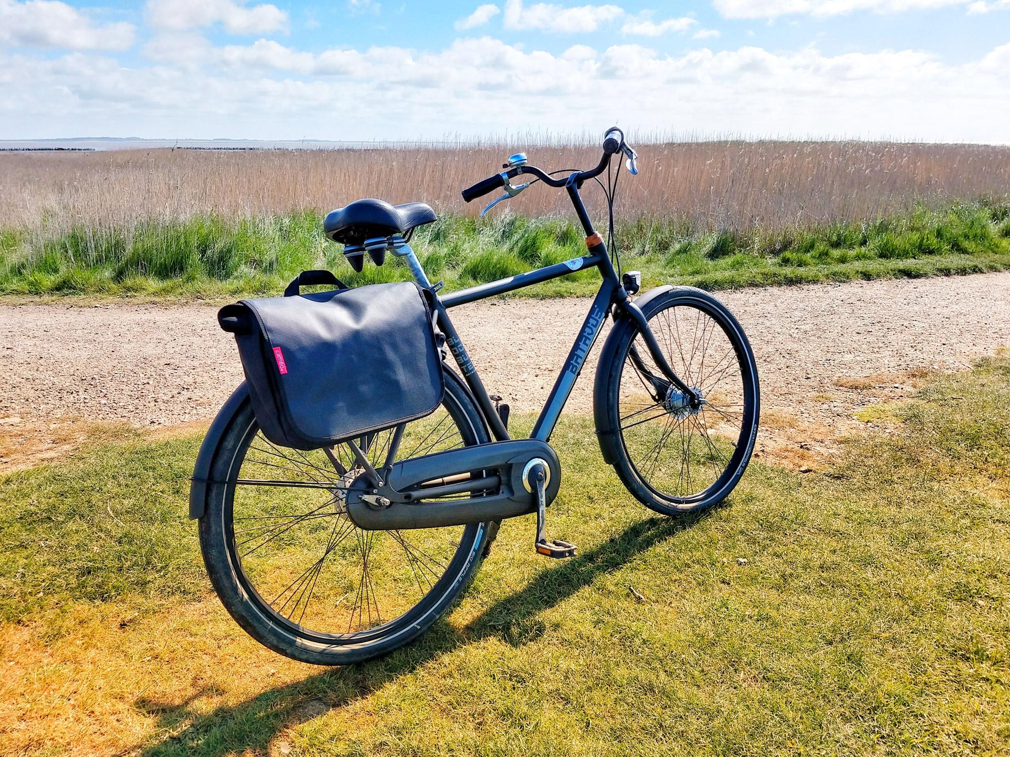 Radfahren auf Amrum – die besten Routen und Fahrradverleih