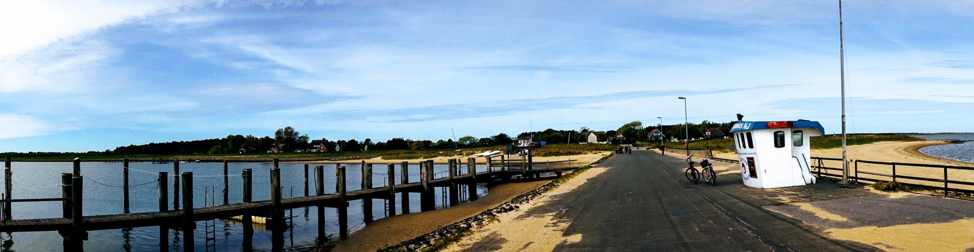 Steenodde auf Amrum – Weiler am Meer